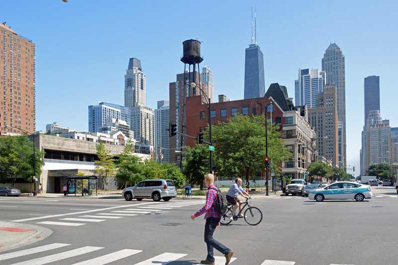 Are River North rents drifting downward?