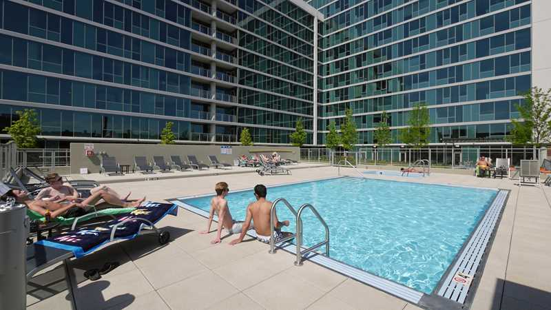 Rent at Lakeview's newest and best apartment tower