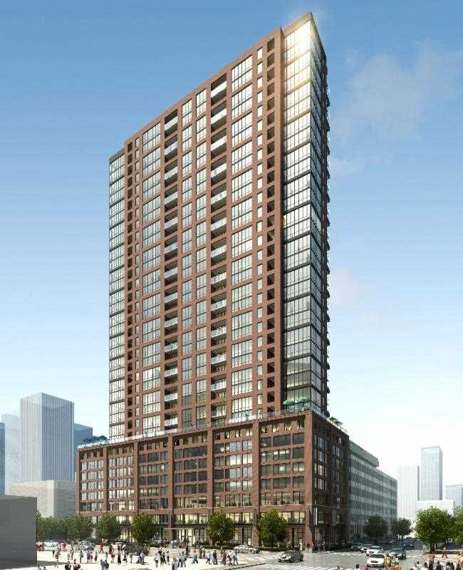 167 West Erie apartments, 167 W Erie St, River North