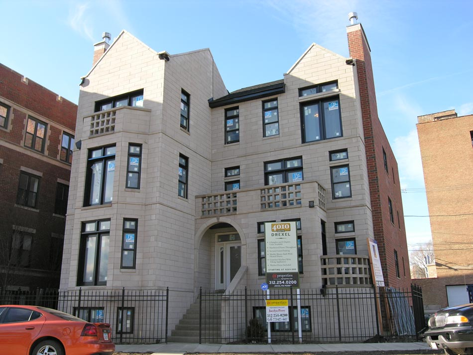 Revisiting a 6-flat condo on Drexel Blvd