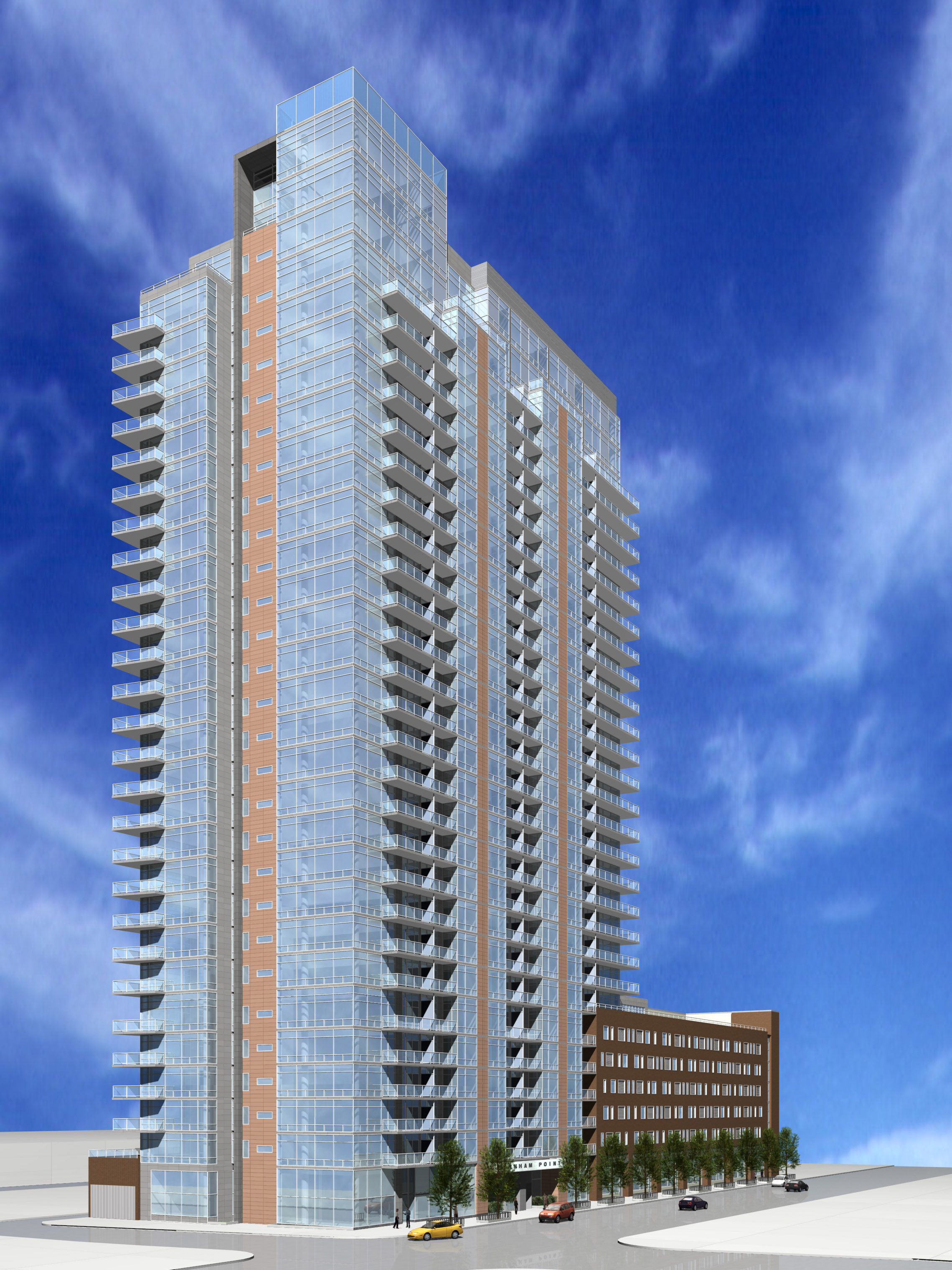 Burnham Pointe and Astoria Tower: Comparing two condos-turned-rentals in the South Loop