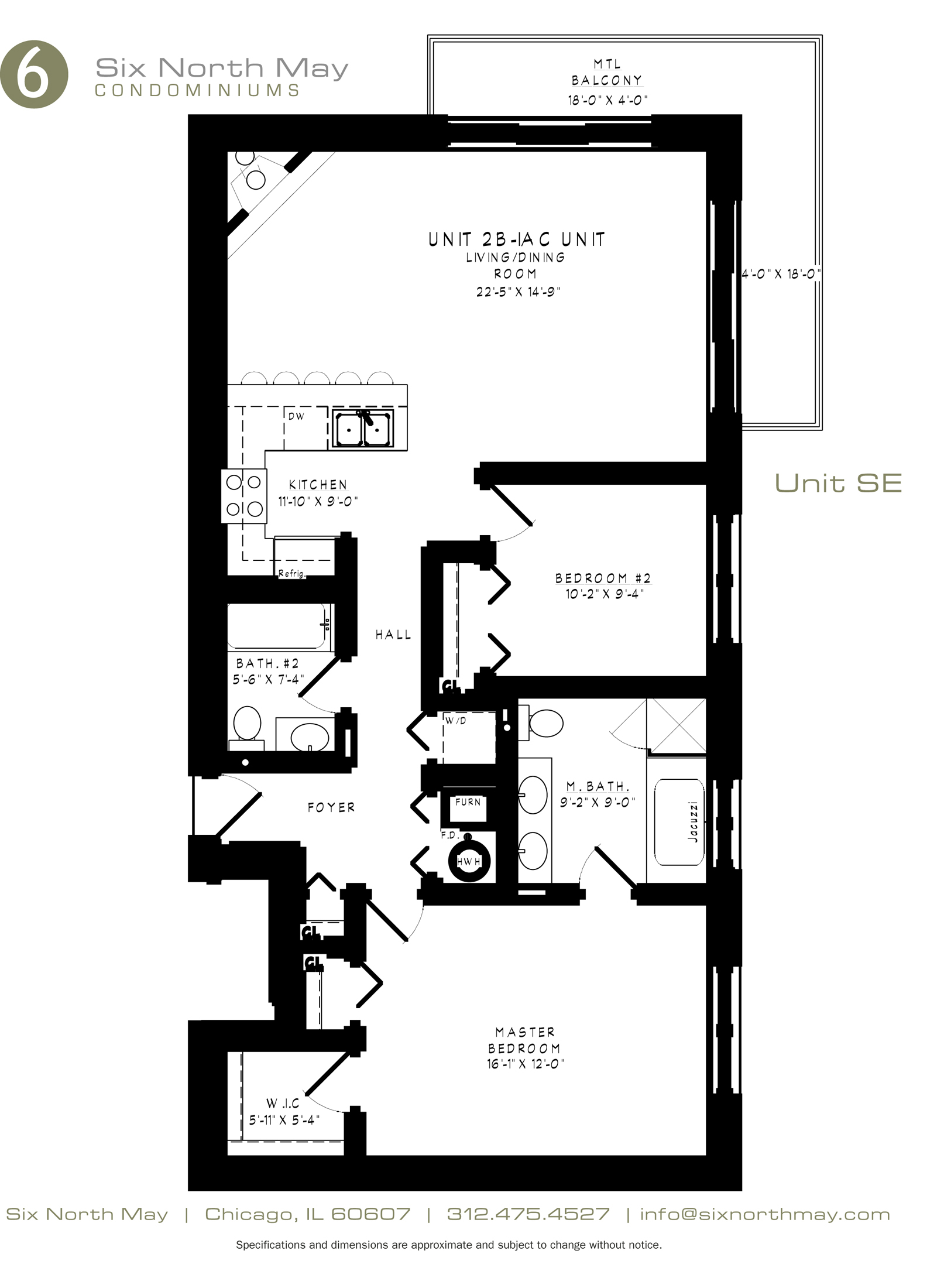Breaking down Six North May s floor plans – YoChicago