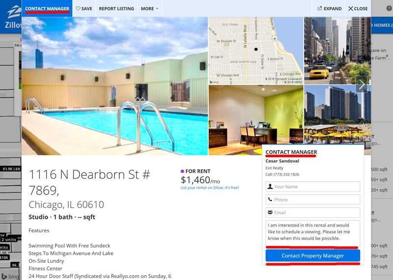 Chicago scofflaws use Zillow to defraud renters
