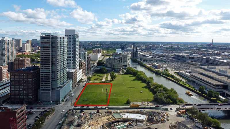 Prime South Loop development parcel set for auction
