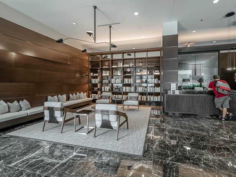 Spacious Printers Row apartments with condo-quality finishes