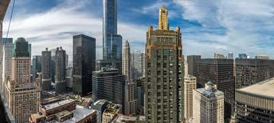 Tour three furnished models at the Loop's luxurious new MILA apartments