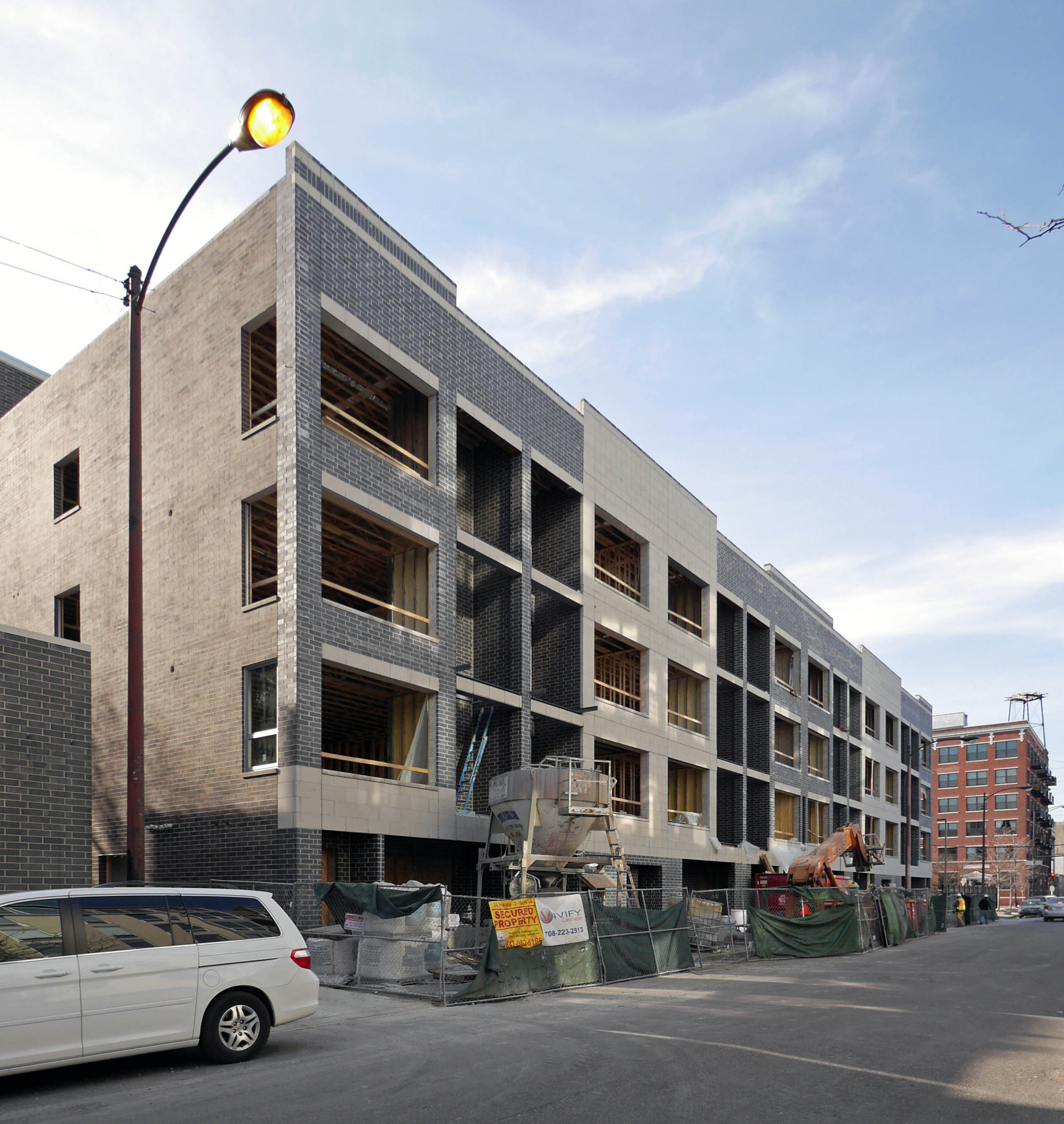 The 54 Apartments ...
