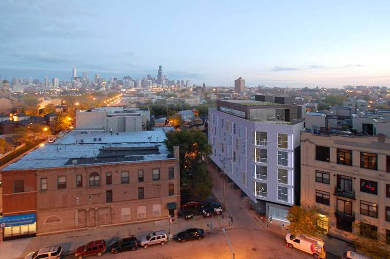 Wicker Park Lofts over 70% pre-leased