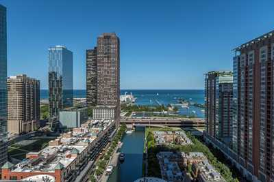 Sophistication, style and service at Streeterville's North Water apartments
