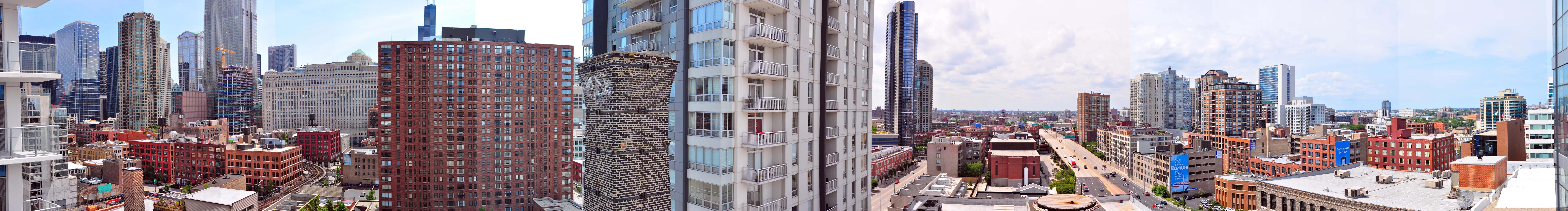 Panorama-rama!: City views from Silver Tower