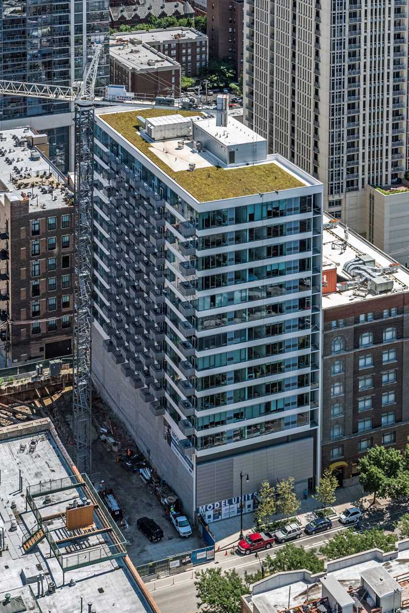 New, move-in ready South Loop condos with designer finishes
