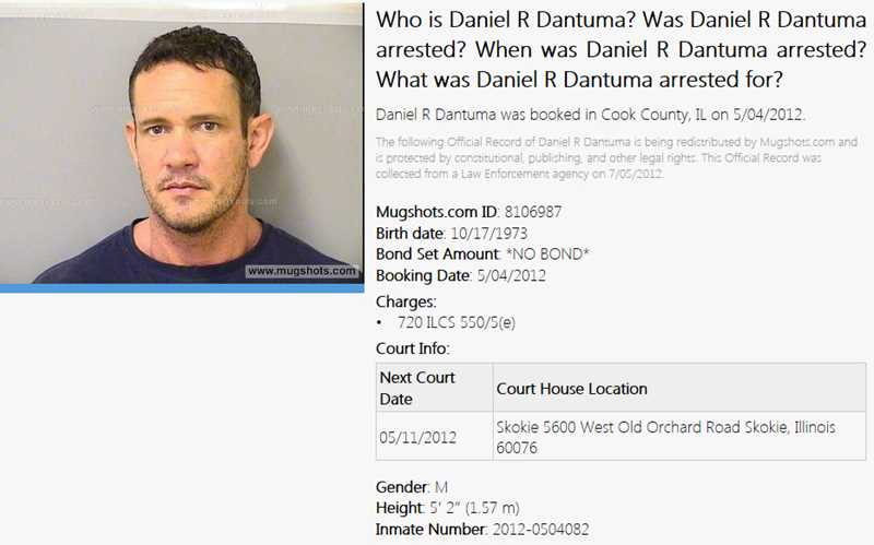 Ask American Realty's Dan Dantuma about his drug arrests