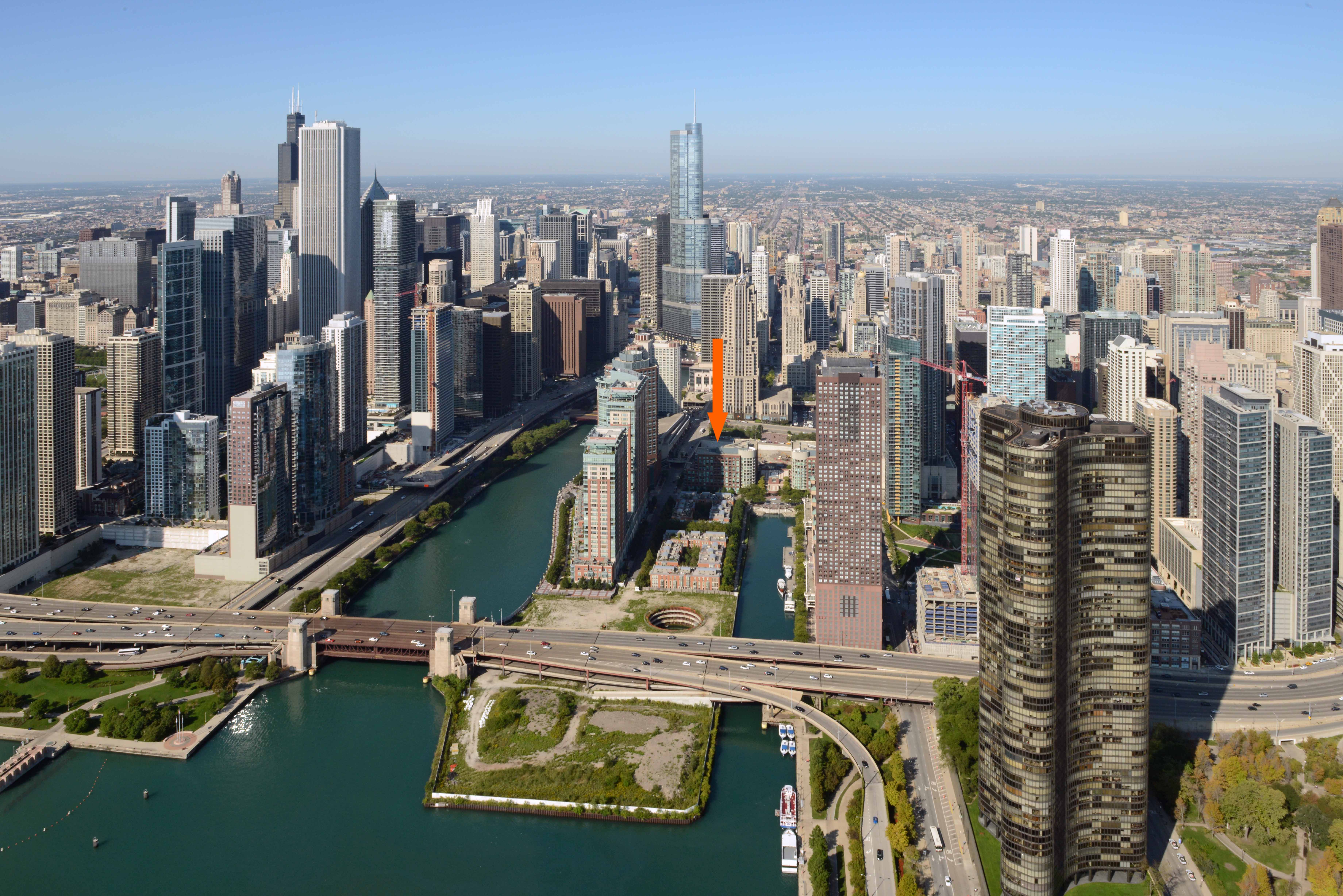 streeterville s best apartments views yochicago. Black Bedroom Furniture Sets. Home Design Ideas