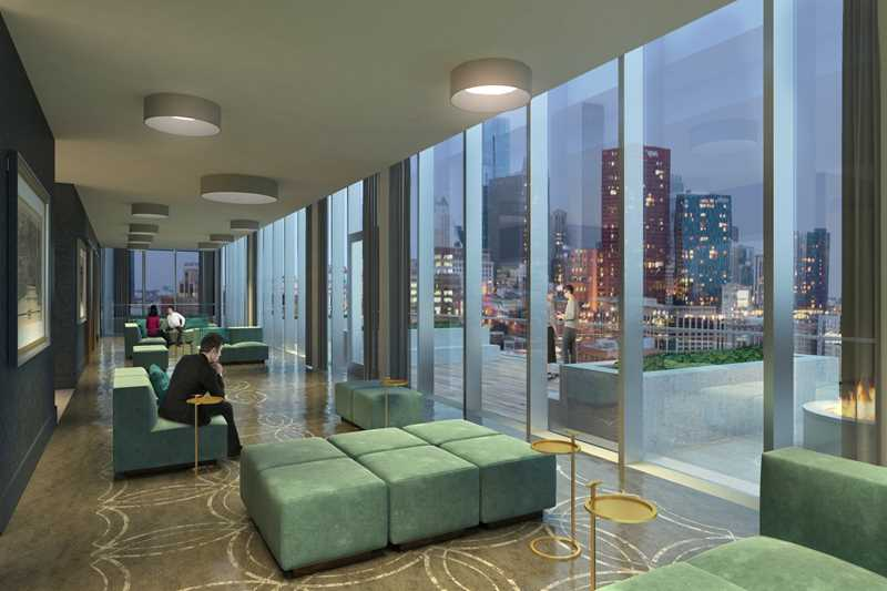 The South Loop's newest apartments raise the bar on amenities