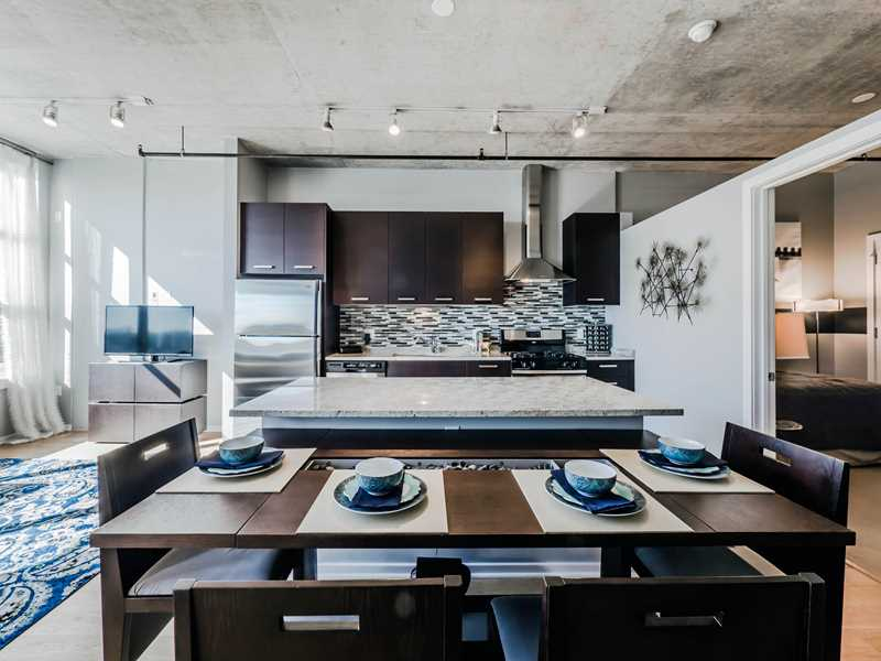 Attractive new prices on 1-bedroom South Loop lofts