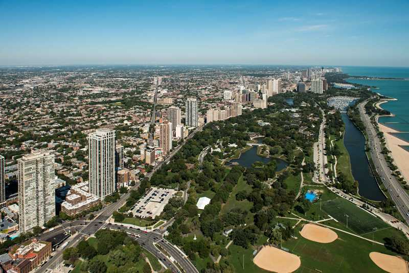 Lincoln Park sales volume up sharply in 2012