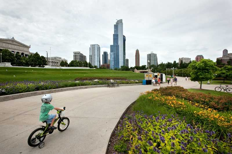 A thin selection of studio apartments in the South Loop