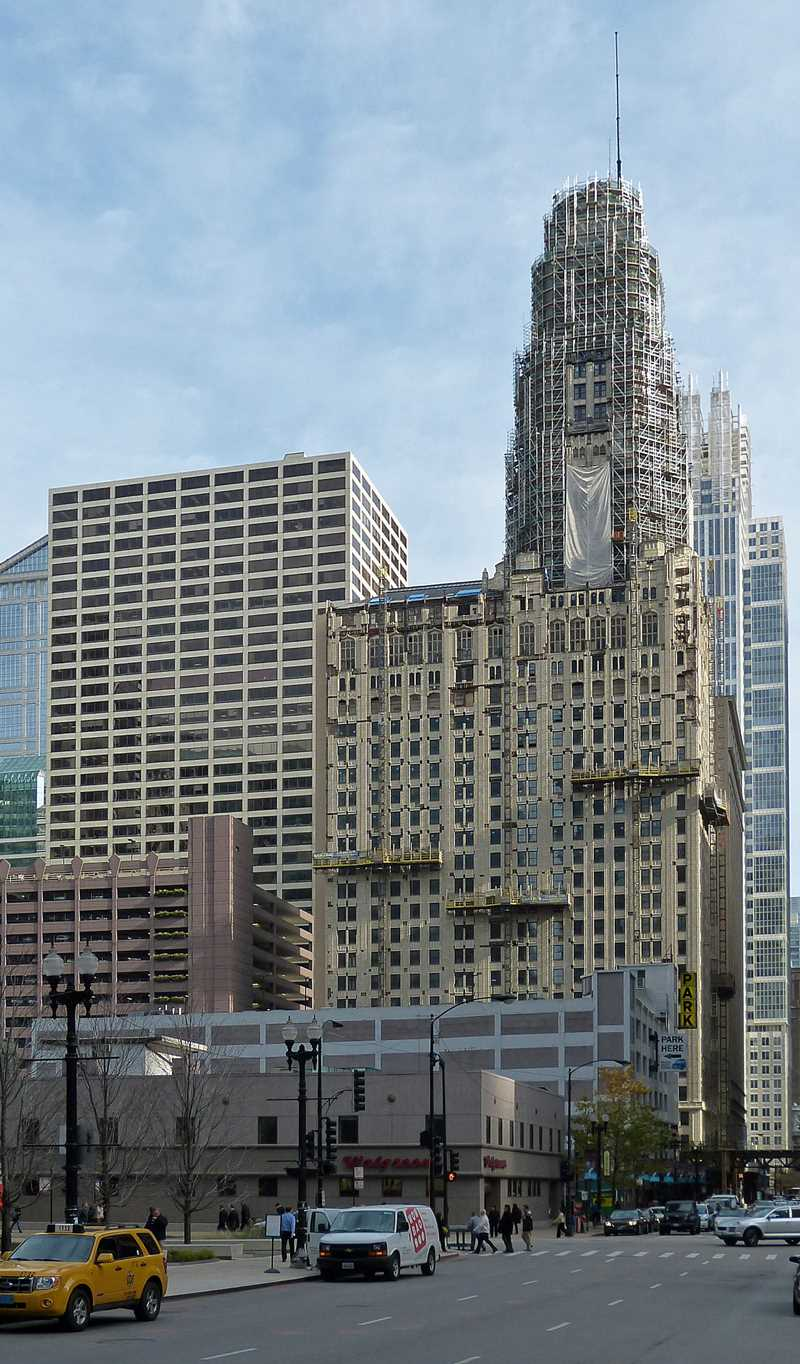 Pre-leasing underway at Randolph Tower in the Loop