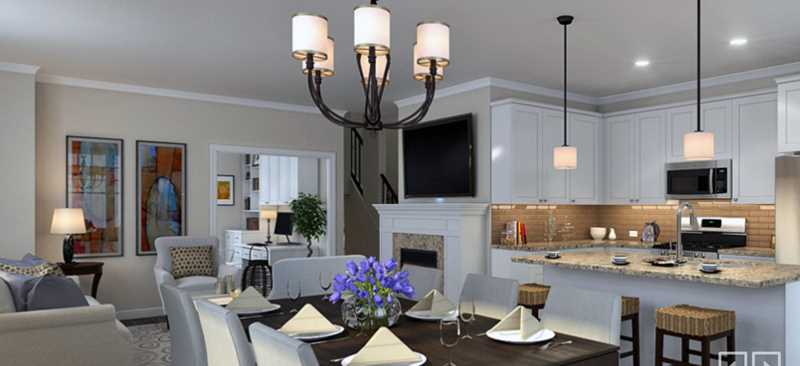 Grand opening at Lexington Crossing in Rolling Meadows