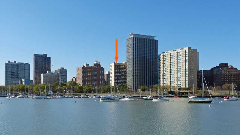 3130 North Lake Shore Drive apartments, Lakeview East