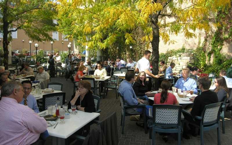 Athens Restaurant, Greek Town, Chicago