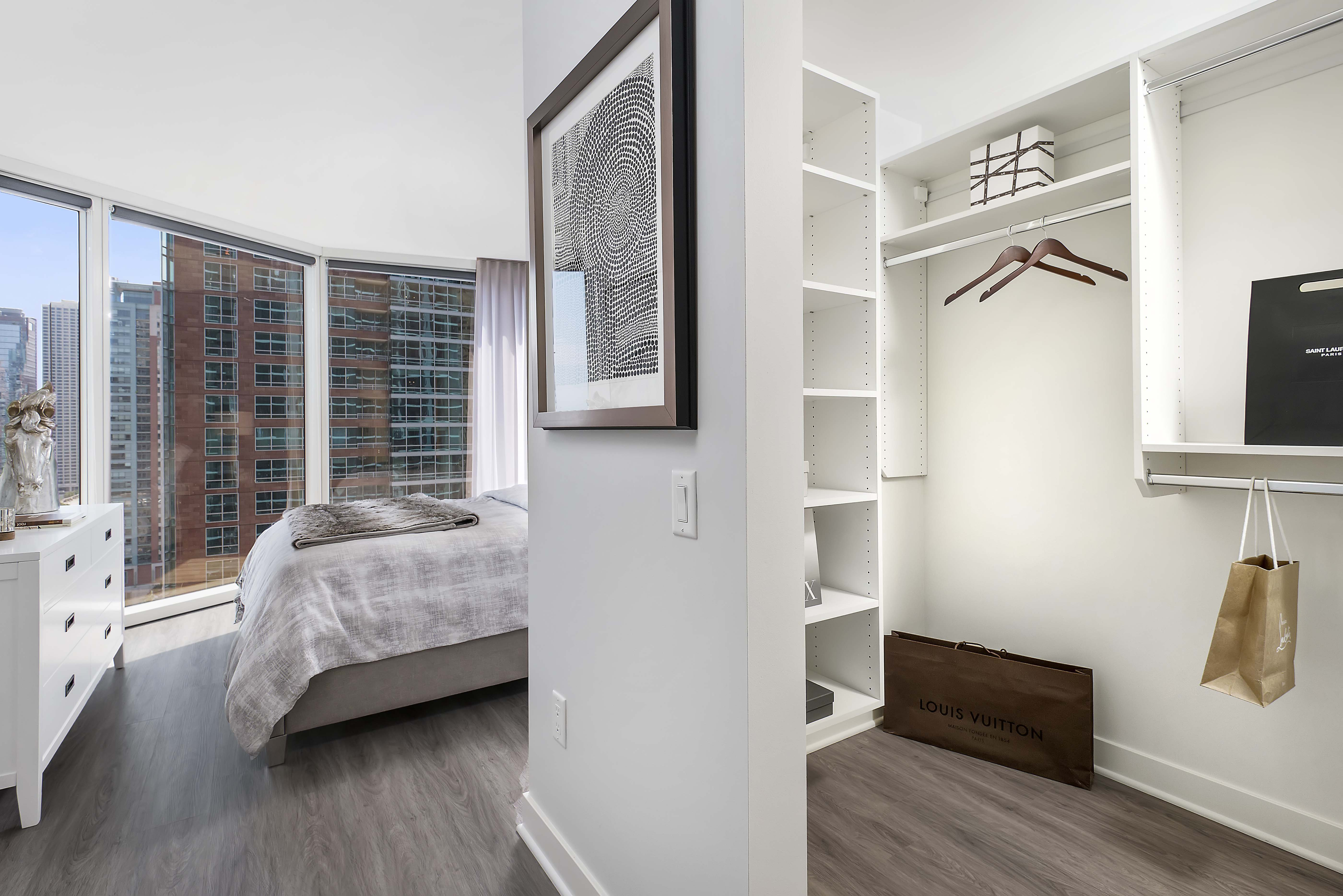 First Look A 2 Bedroom 2 Bath At Streeterville S New Moment Apartments Yochicago