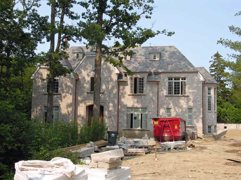 Another huge hit on Glencoe new construction