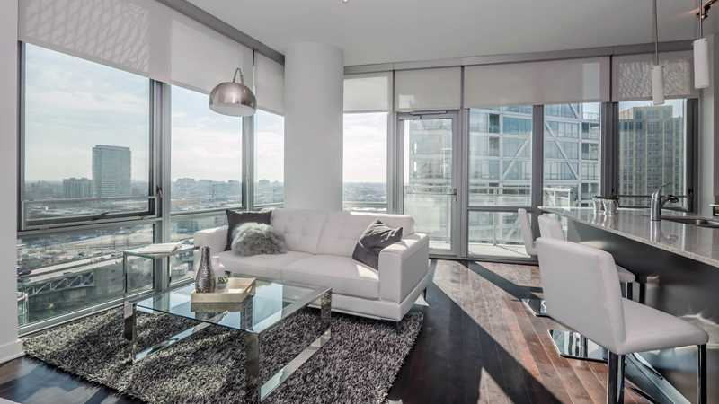 Today's apartment deal in a quiet corner of River North