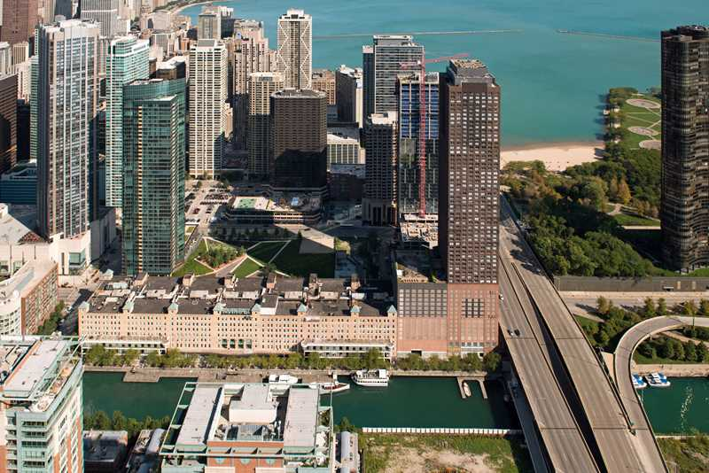 Design work underway on North Pier lofts in Streeterville