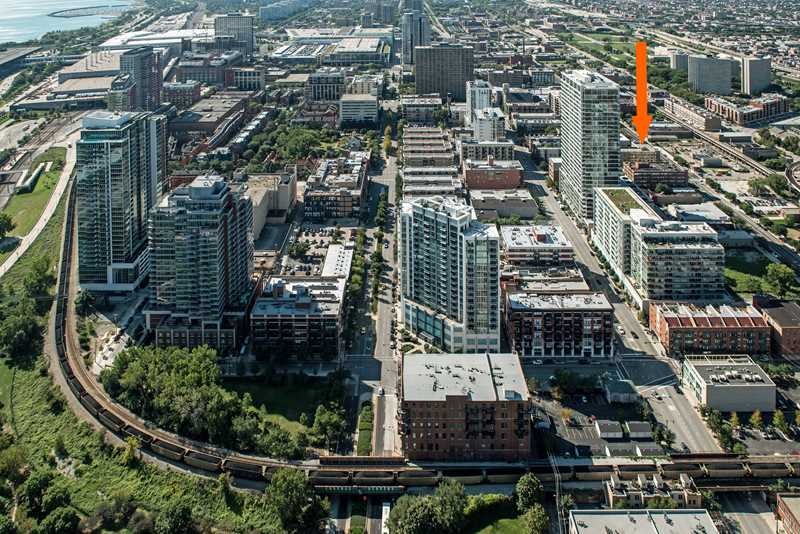 Looking for low-rent furnished digs in the South Loop?
