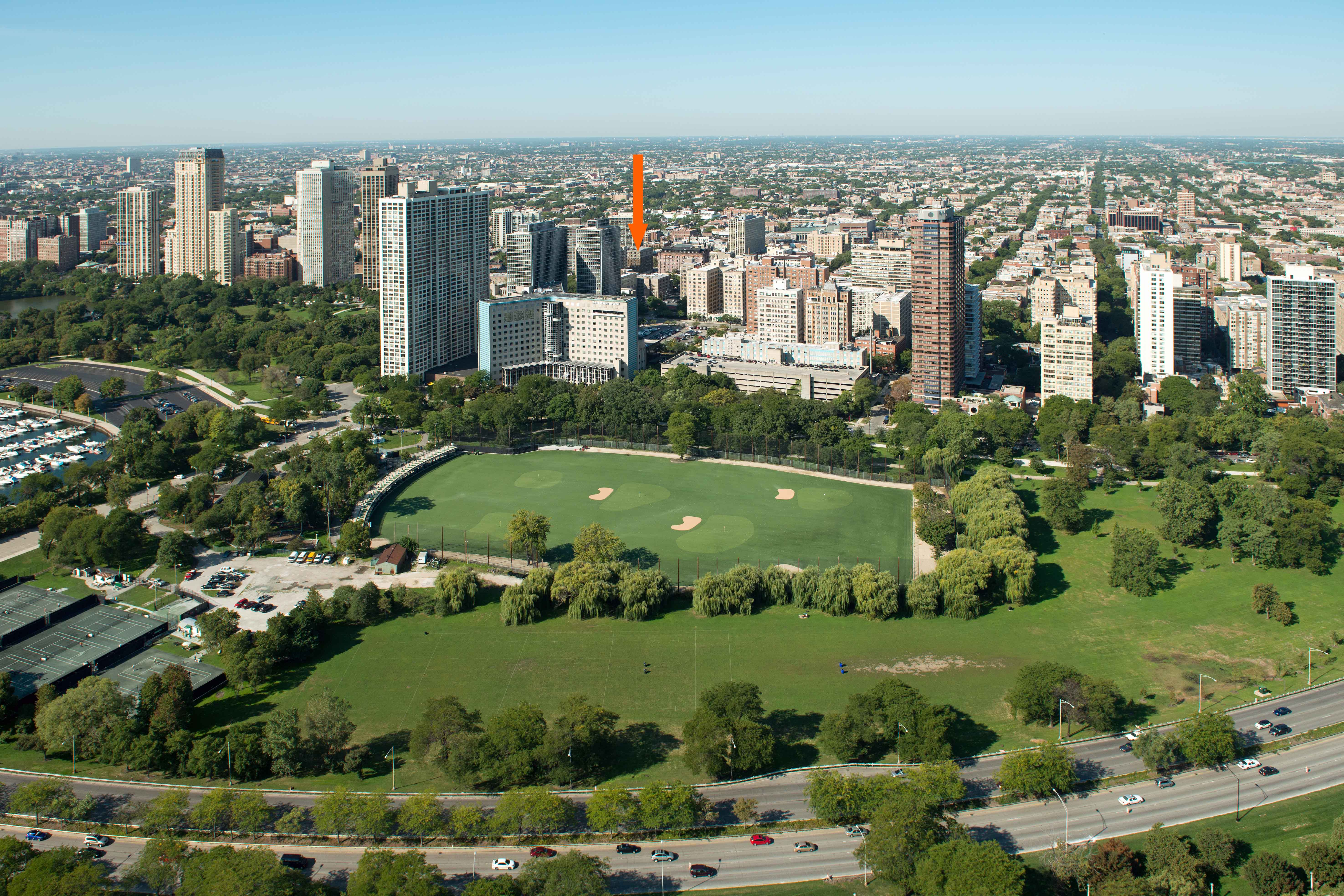 Pet friendly vintage one bedrooms on the lincoln park for The pointe at lincoln park