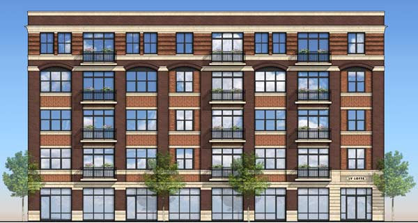 Lofts, condos transform busy Lake View junction