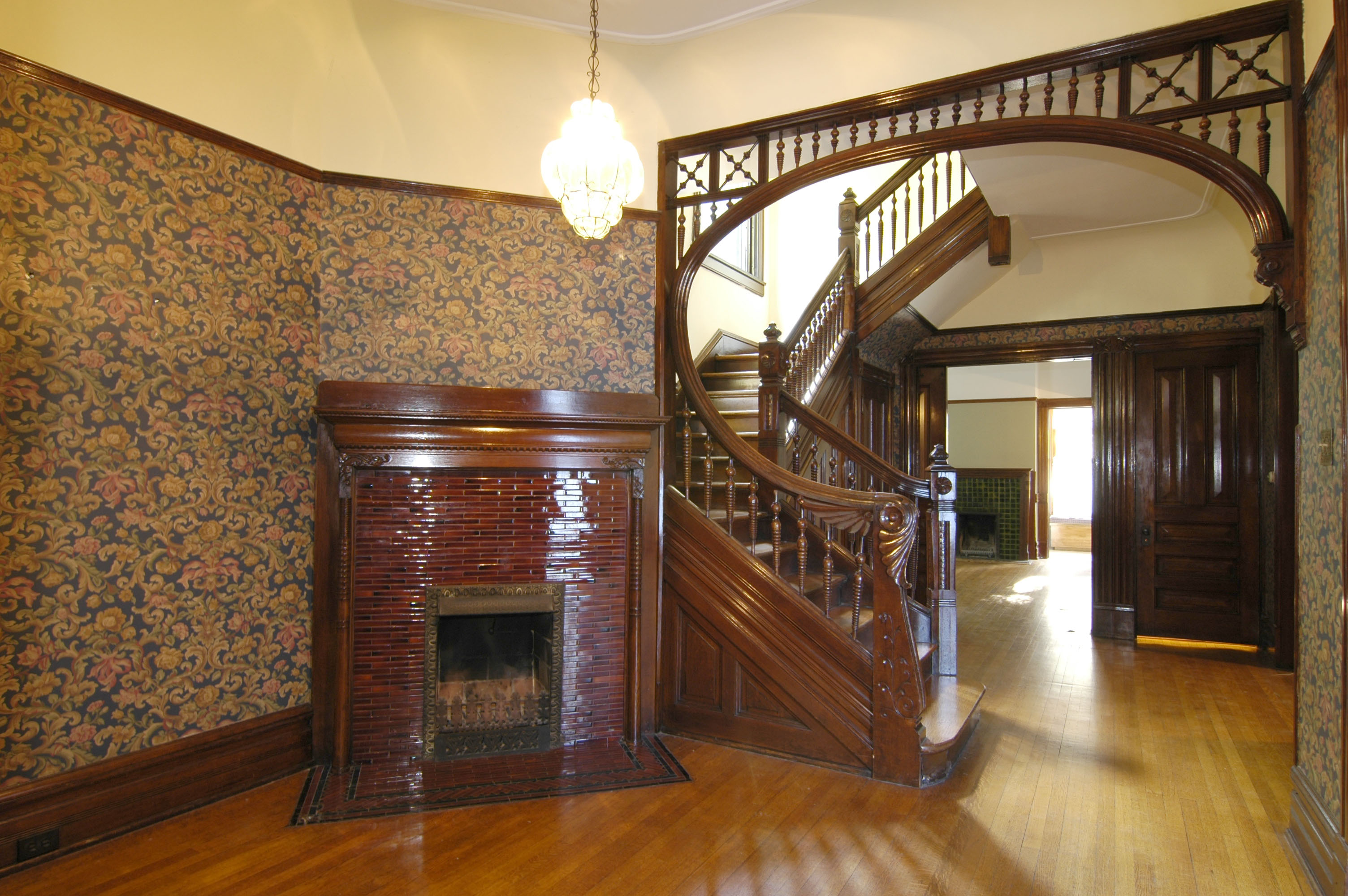 Restored Victorian Single Family Home On The Market In