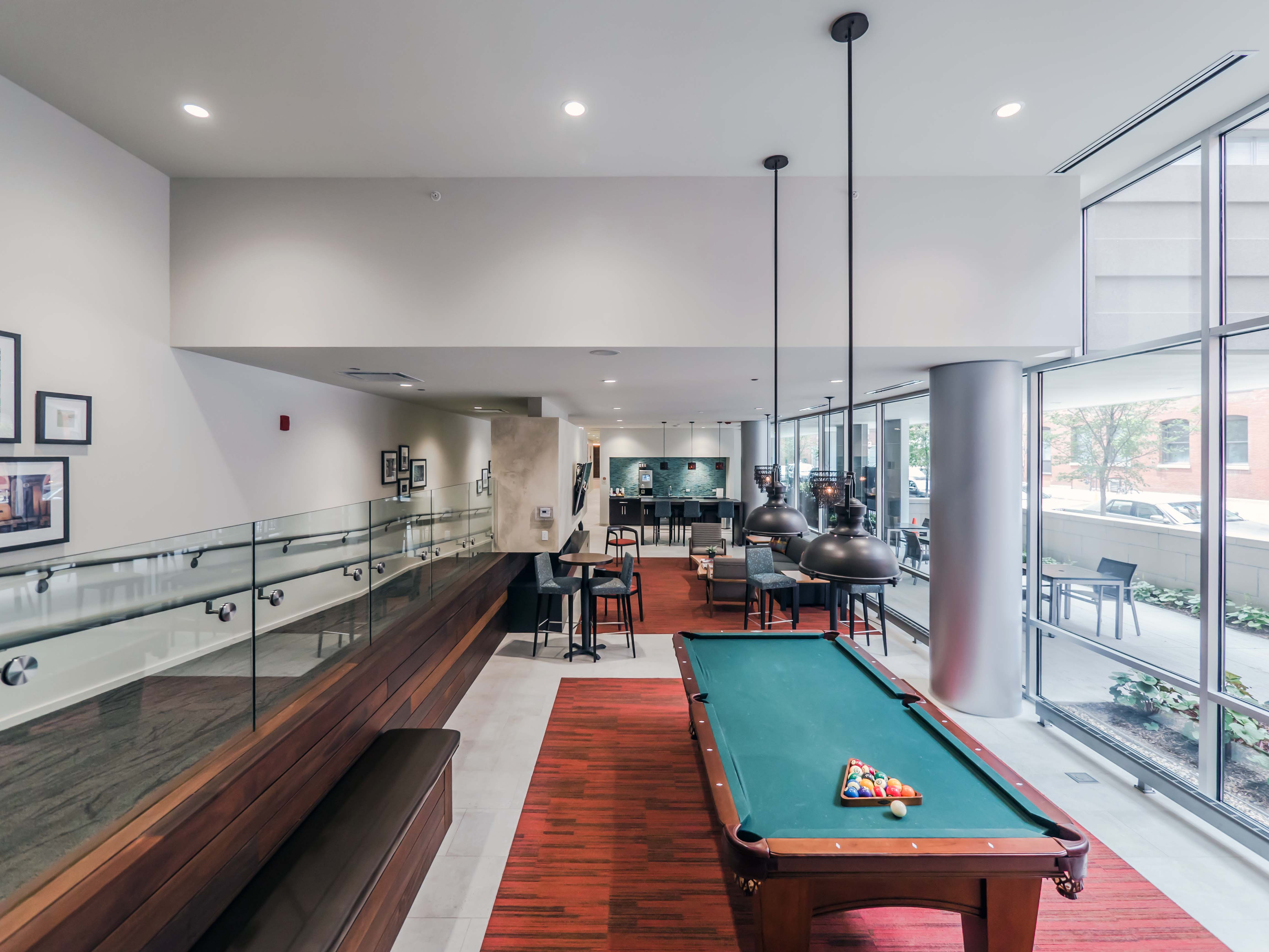A few choice west loop apartments available at circa 922 for Affordable rooftop pools nyc
