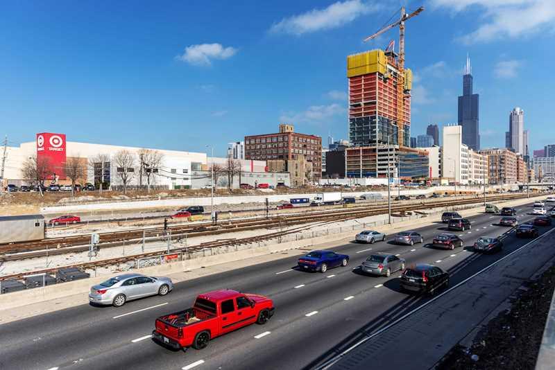 Landmark West Loop, Chicago