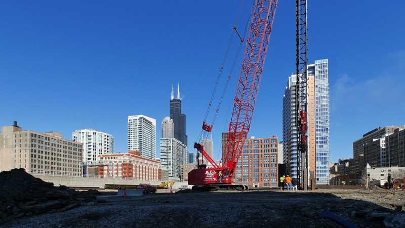 Construction update – AMLI South Loop