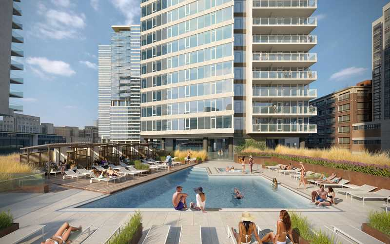 Ancora rendering, Chicago