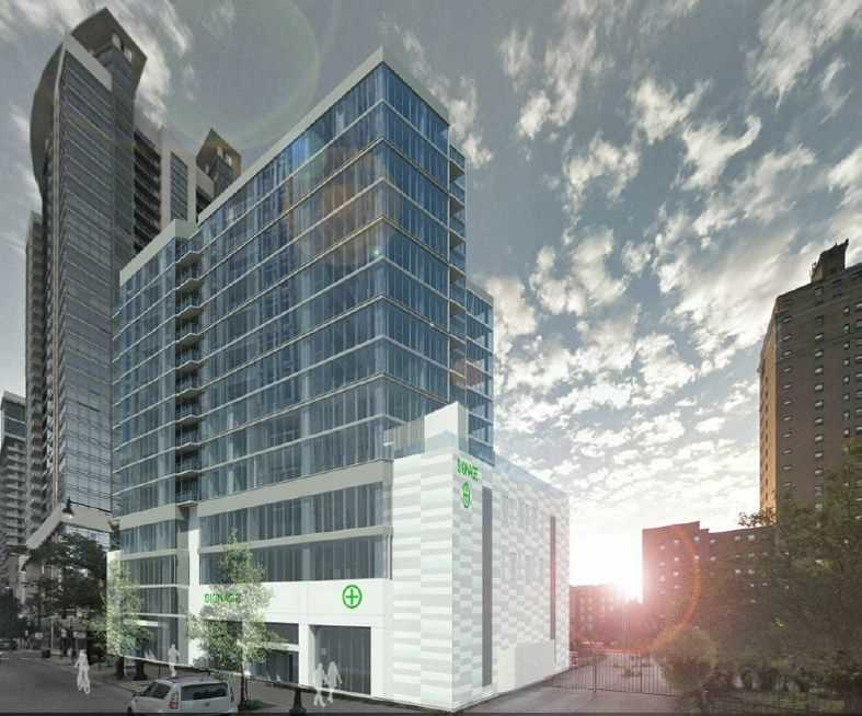 1411 South Michigan rendering, Chicago