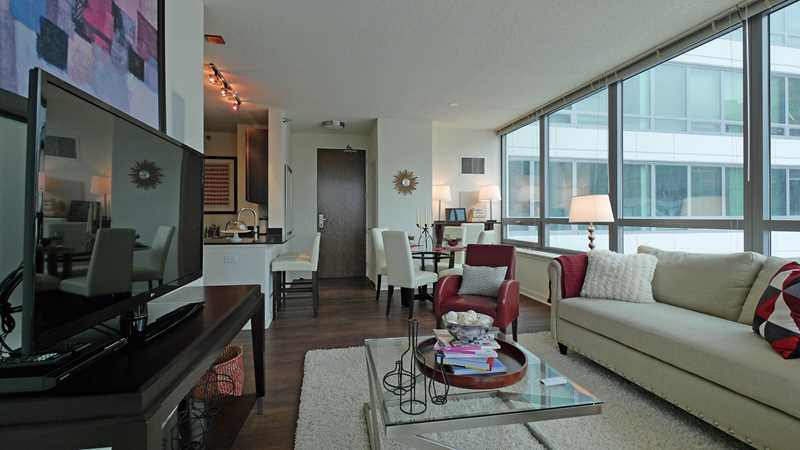 Deal of the day – a month's free rent at K2 apartments