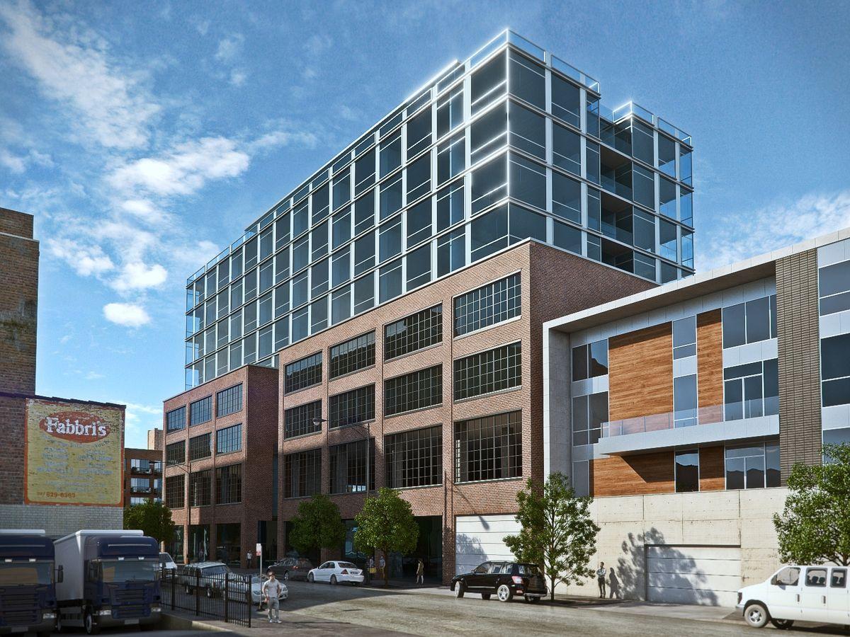 171 north aberdeen apartments west loop yochicago. Black Bedroom Furniture Sets. Home Design Ideas