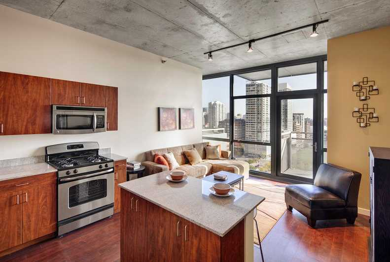 Rent vs own calculation favors owning at 235 Van Buren