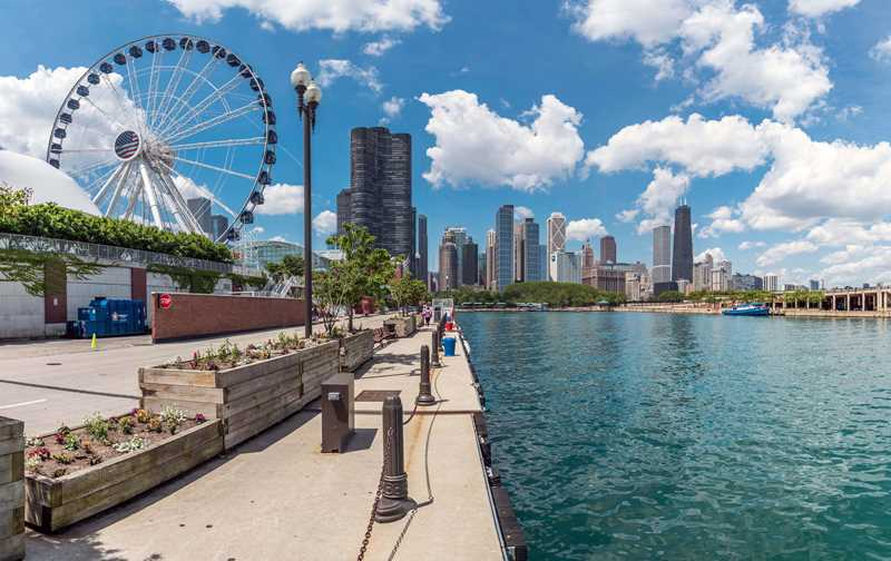 Streeterville's best apartment value has a great location