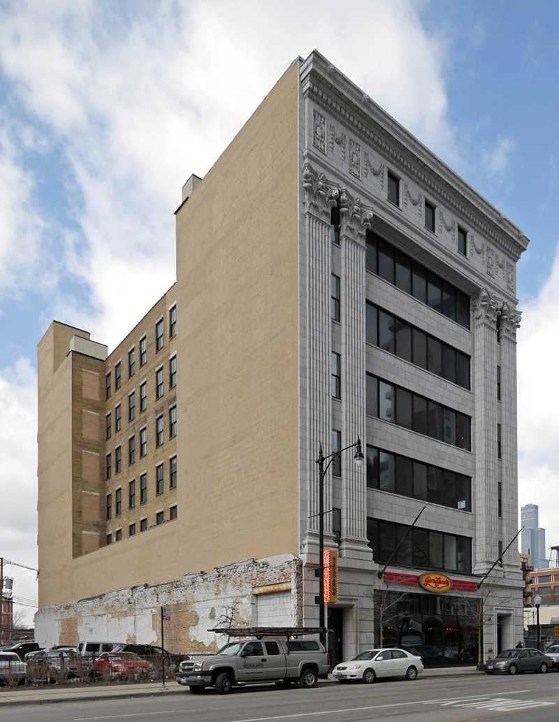 Aviation Lofts, 1340 S Michigan Ave, South Loop