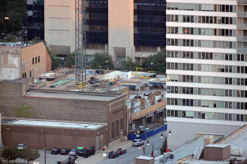 Construction update: Catalyst, 111 W Wacker, River Point and more