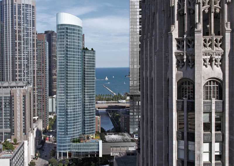 465 North Park apartments, 465 N Park Dr, Streeterville