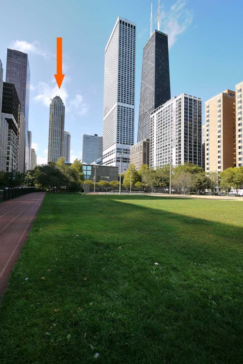 Chicago's finest apartment condominium at Park Tower?