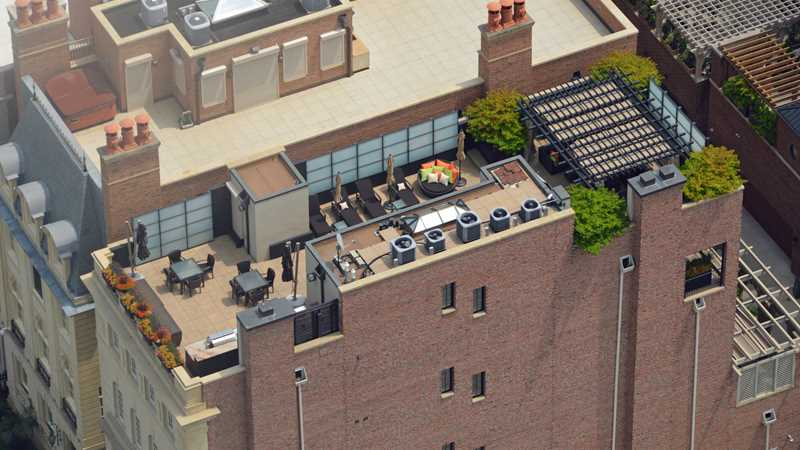 River North roof decks
