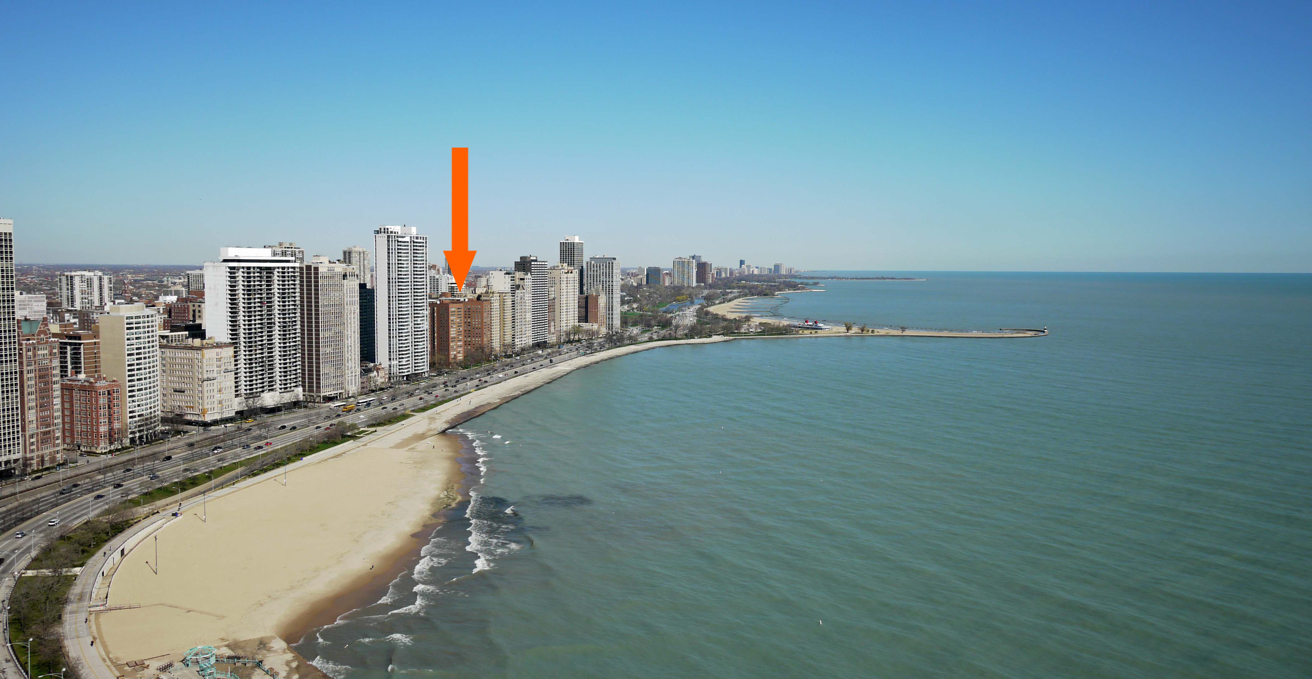 2 Bedroom Apartments In Chicago 1350 North Lake Shore Drive Gold Coast Yochicago