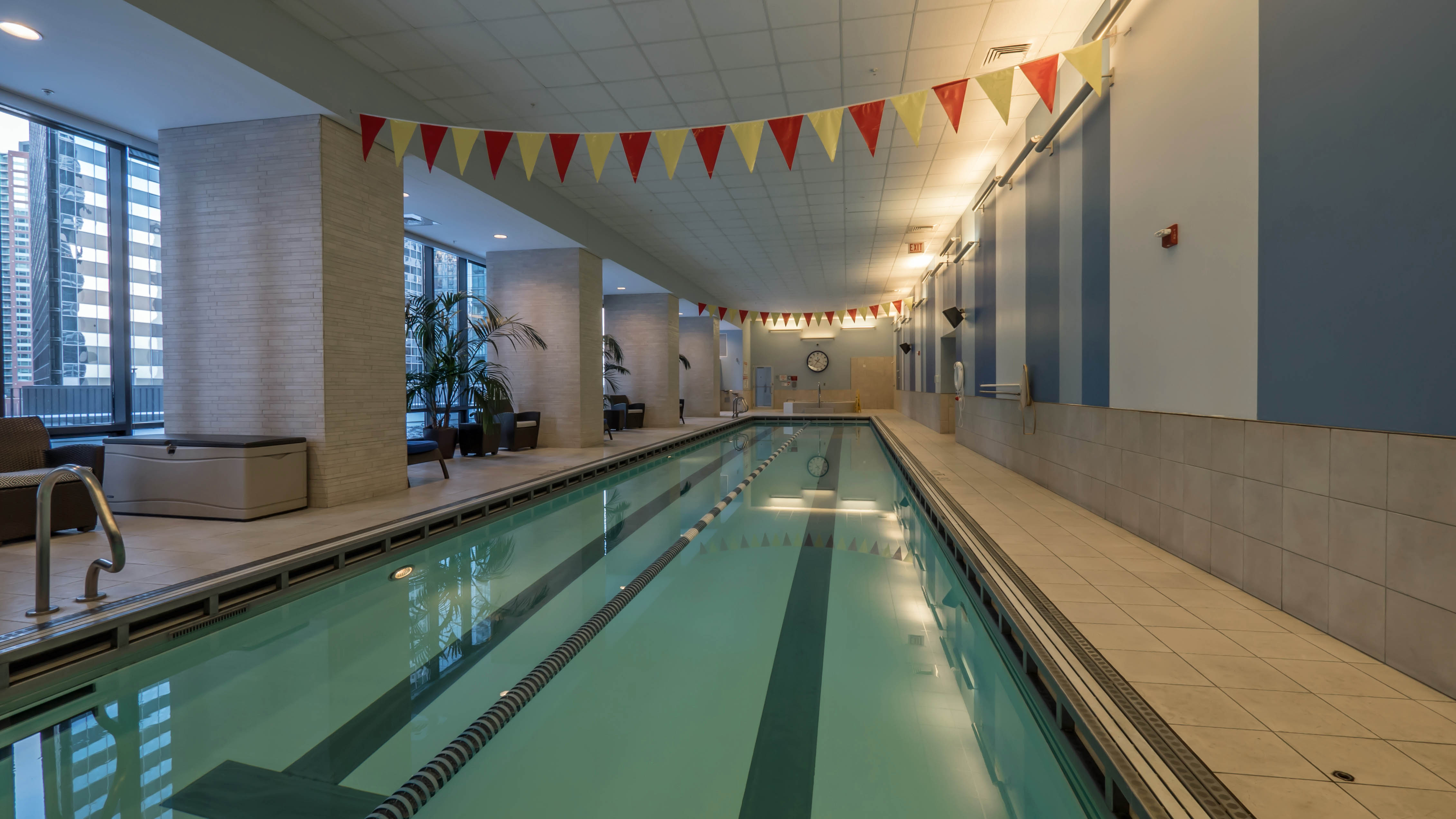 A list of Loop / New East Side apartments with indoor pools ...