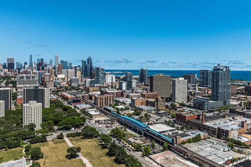 Live rent free in a South Loop penthouse at The LEX